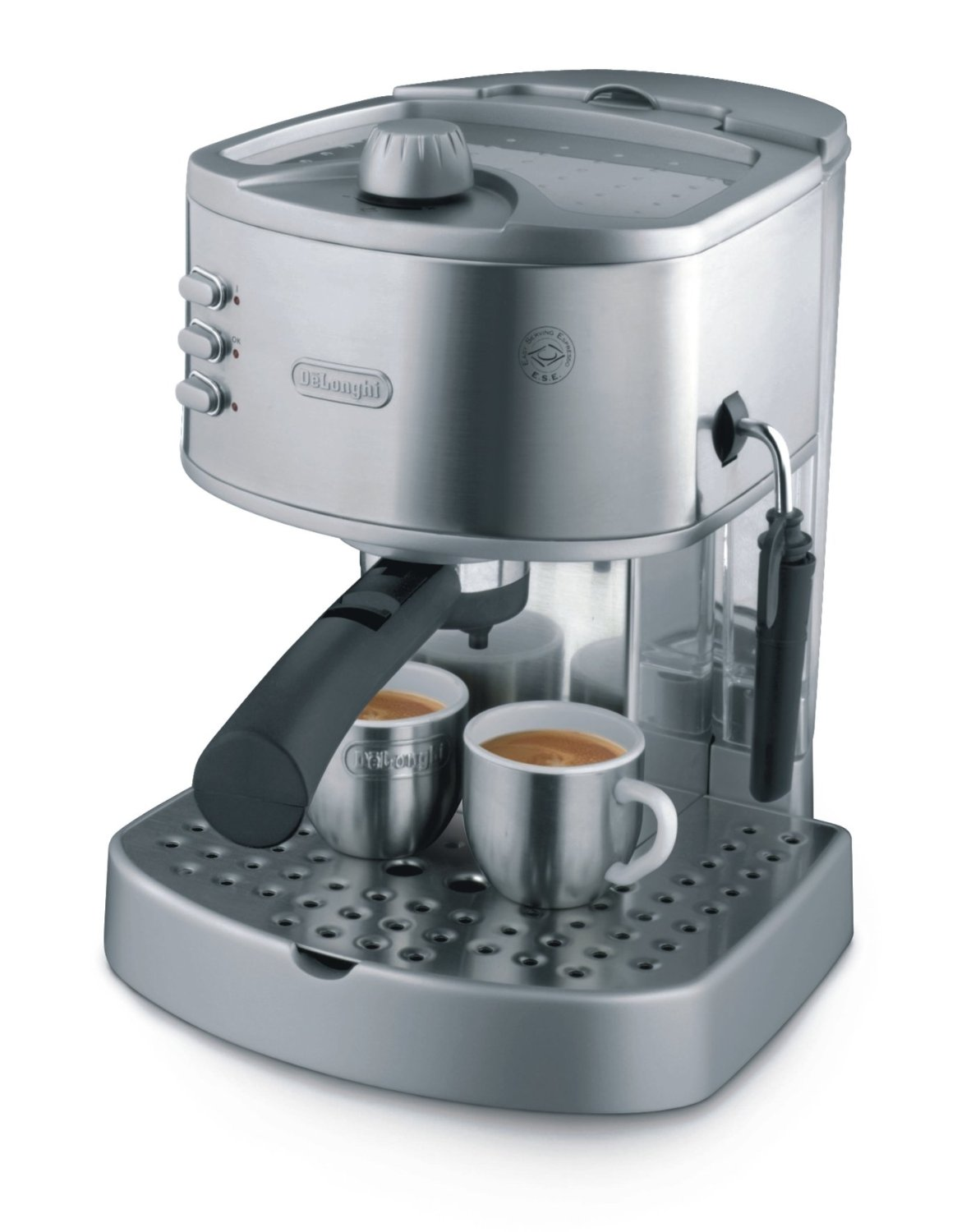 Heston Coffee Maker Reviews : De Longhi DEDICA EC680 Pump Espresso Machine Review Your Best Coffee Machine