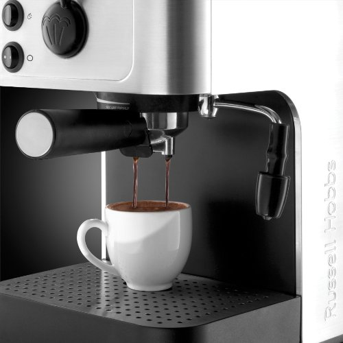 Russell Hobbs Vivace Capsule Coffee Maker And Frother : YourBestCoffeeMachine