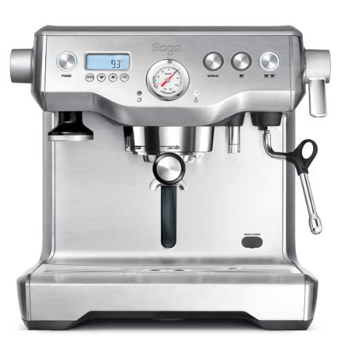 Sage Coffee Machine Sage Dual Boiler Espresso Machine