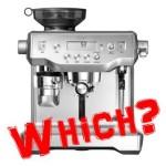 Sage Coffee Machine sage barista express