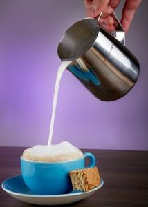 milk steam