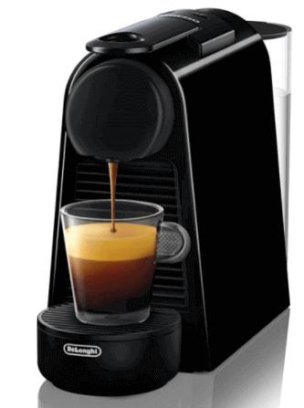 Smallest coffee machine Nespresso-Essenza-Mini