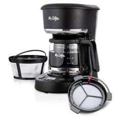 Mr Coffee 5 Cup Mini Filter Coffee Maker